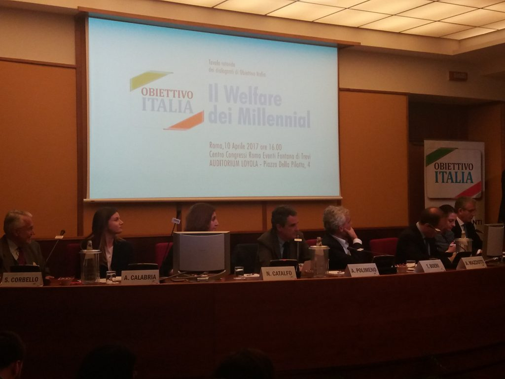 welfare millennials obiettivo italia