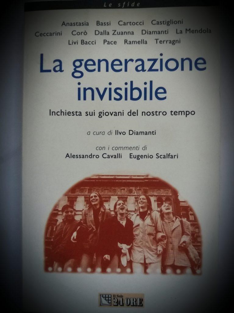 generazione invisibile quanto contano i giovani massimo livi bacci